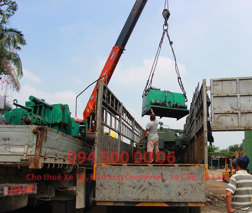 (Ảnh: Chành xe Phú Quốc công ty CON RÙA BIỂN đang cung cấp dịch vụ cho thuê xe tải đi Phú Quốc