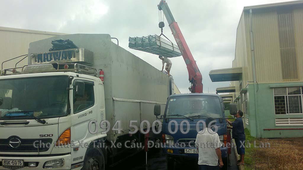 (Ảnh: vận chuyển hàng hóa bắc nam, cty Con Rùa Biển nhận vận chuyển Thang Máng Cáp từ Tây Ninh đi Bắc Giang