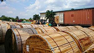 (Ảnh: vận chuyển hàng hóa bằng đường sắt (đường xe lửa), Cty Con Rùa Biển cung cấp dịch vụ vận chuyển đường tàu lửa, giao nhận tận nơi container bằng đường sắt)