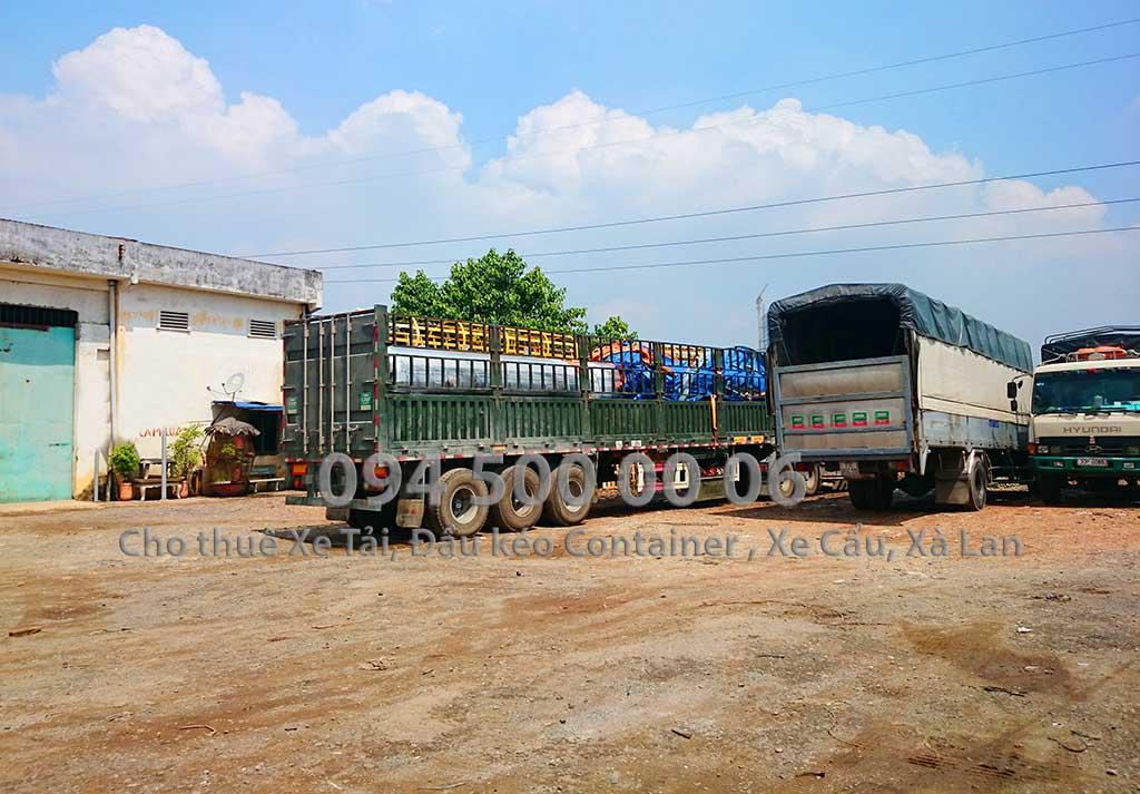 (Ảnh Dịch Vụ Mở Rộng - Cho thuê kho bãi xe chứa hàng hóa)