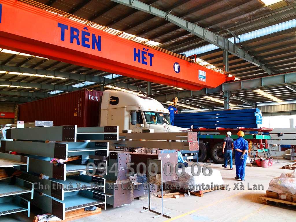 nh bìa Dự án vận chuyển kết cấu thép ATAD ra đảo Phú Quốc xây dựng công trình của MASAN PQ 3