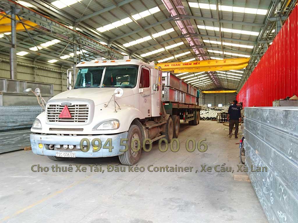 nh bìa Dự án vận chuyển cột đèn Sắt Thép từ Đồng Nai đi Phú Quốc