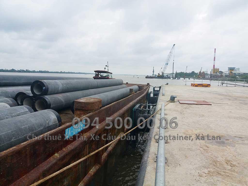 Dự án vận chuyển Thiết bị vật tư Công Trình Nhà Máy Nhiệt Điện Nam Sông Hậu Hậu Giang 18