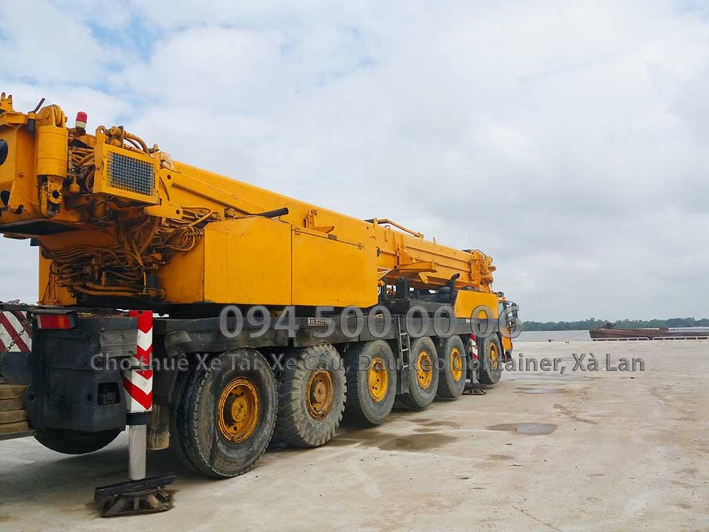 Dự án vận chuyển Thiết bị vật tư Công Trình Nhà Máy Nhiệt Điện Nam Sông Hậu Hậu Giang 20