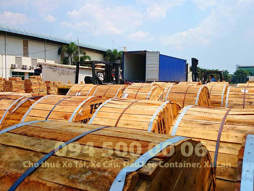 nh bìa Dự Án vận chuyển cáp điện từ Đồng Nai đi Hà Nội
