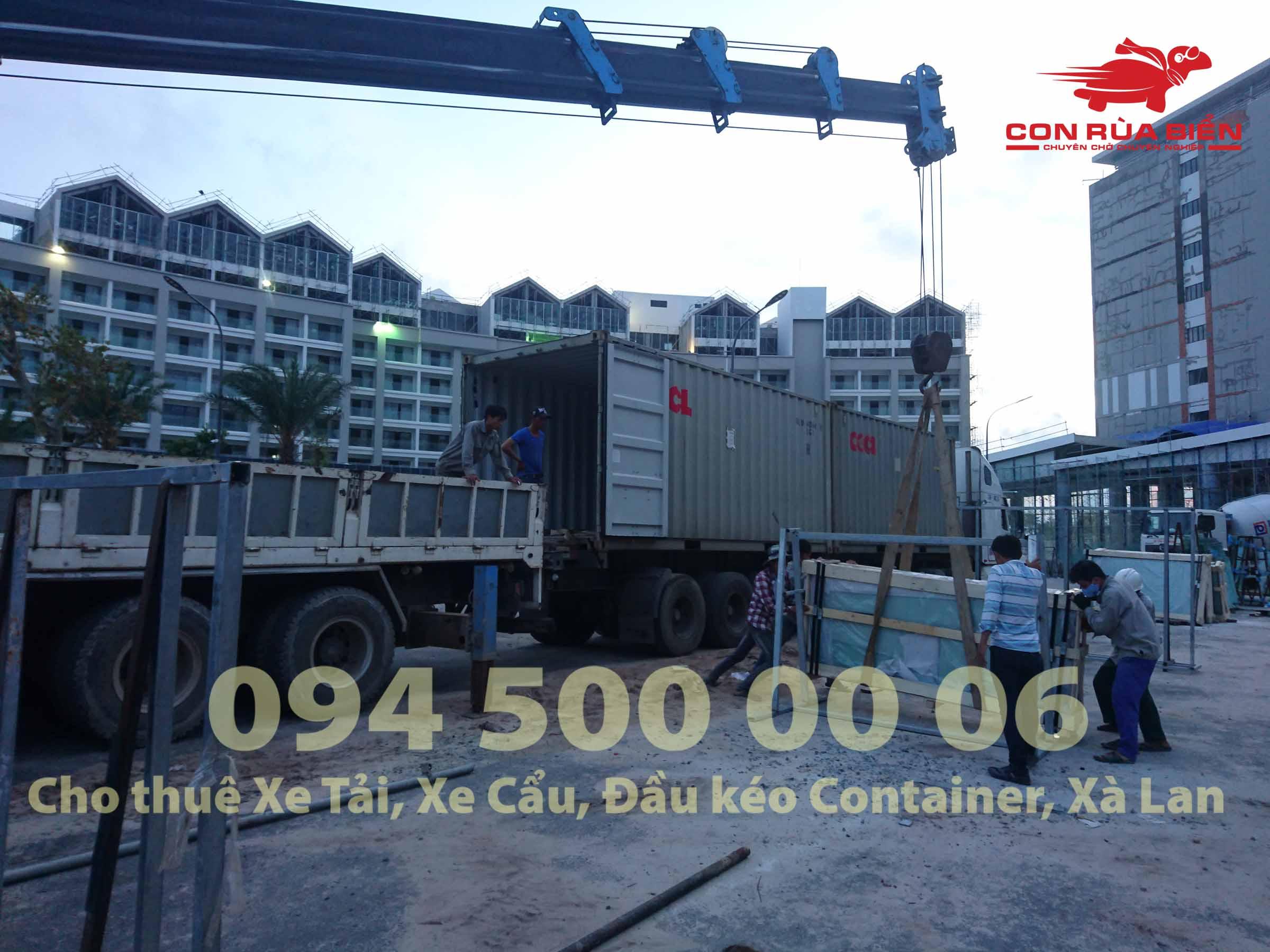 Con Rùa Biển là Chành xe Hà Nội Sài Gòn Phú Quốc chạy chuyên tuyến nhận Vận chuyển XE Ô TÔ - XE CON đi Phú Quốc   0945000006