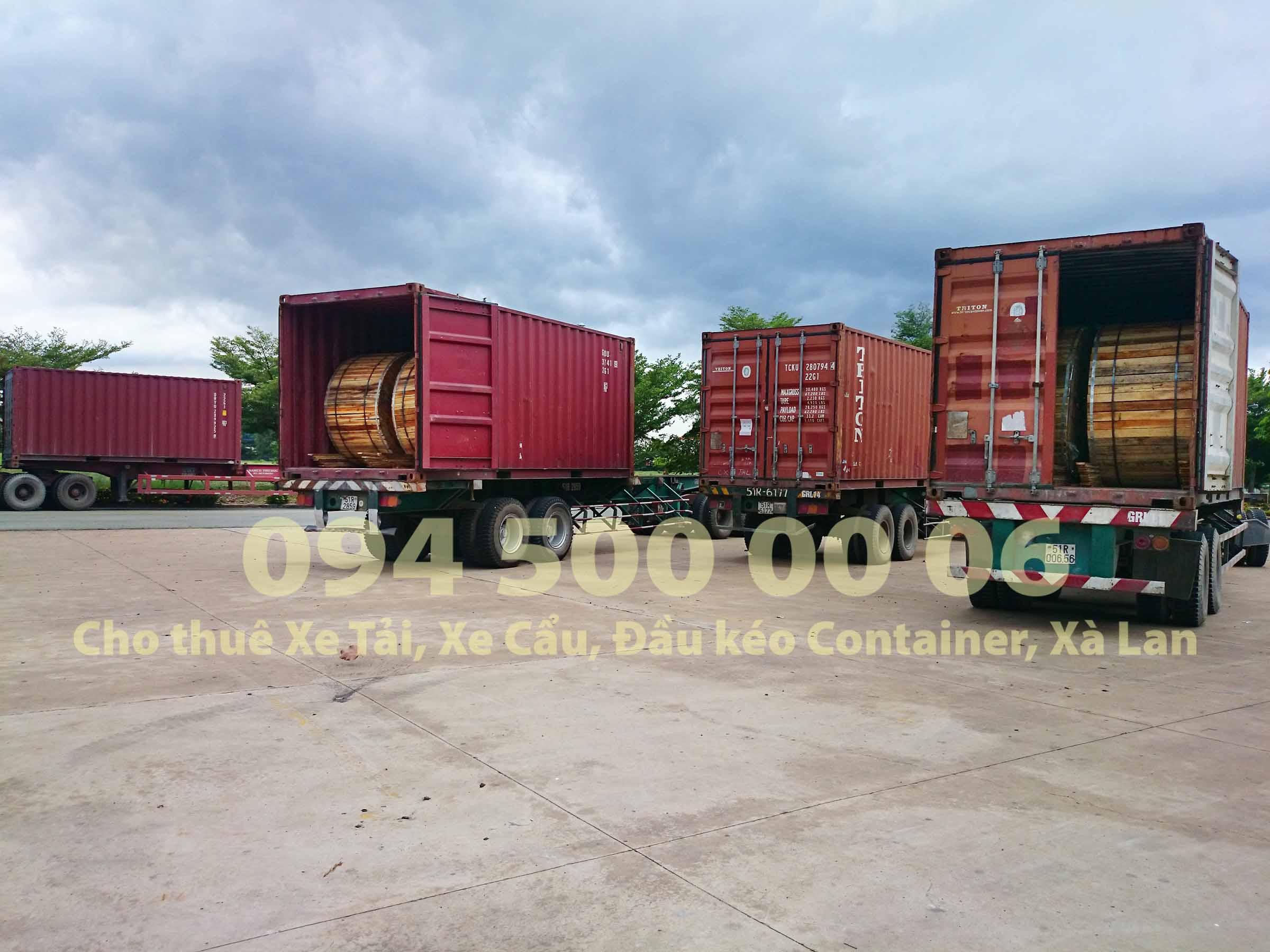 Hướng dẫn và chia sẽ kinh nghiệm vận chuyển cáp diện loại kích thước lớn và tải trọng lớn 4