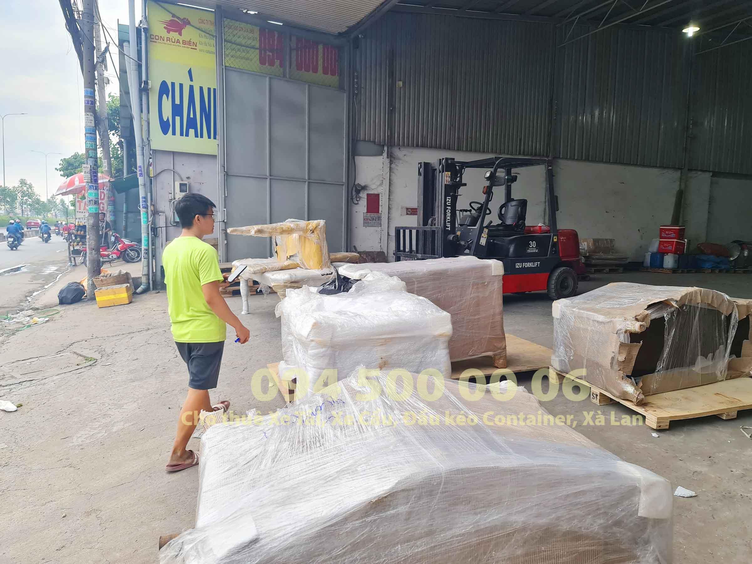 Hướng dẫn Vận chuyển hàng Nội thất đi Phú Quốc tại Chành xe Hà Nội Đà Nẵng Sài Gòn Phú Quốc