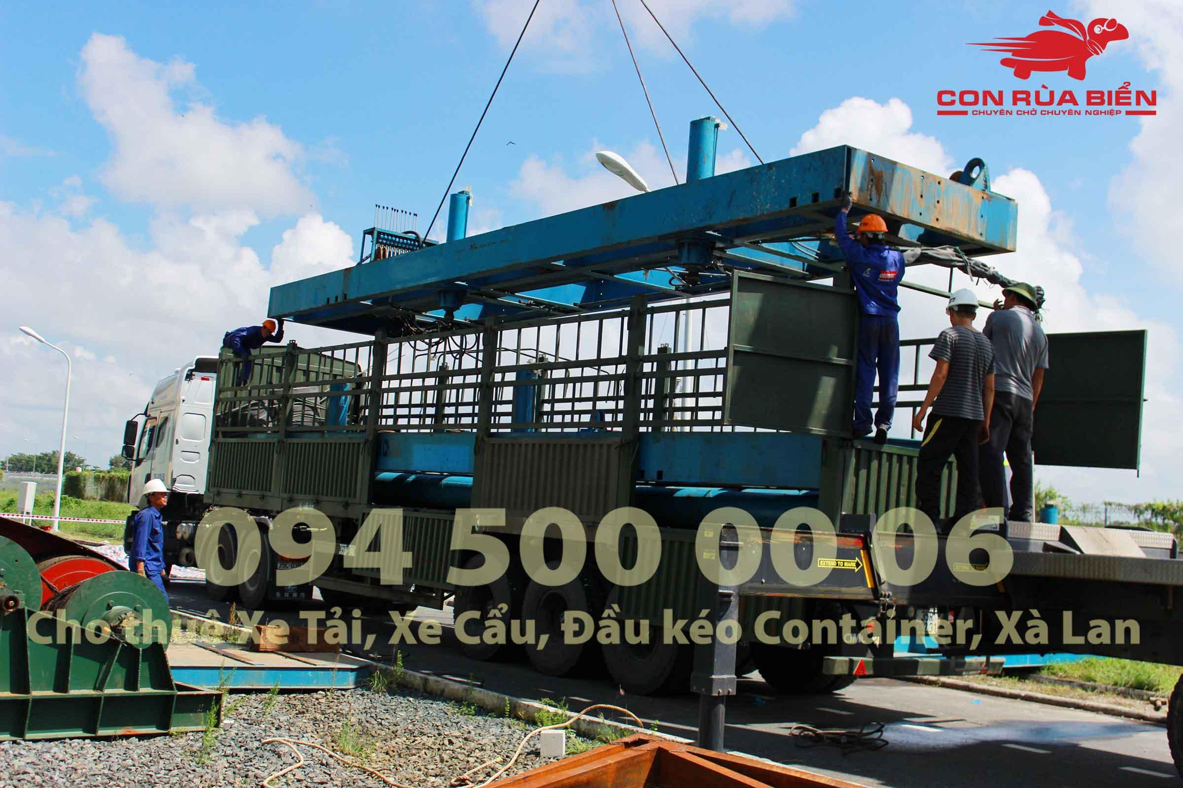 Con Rùa Biển là Chành xe Hà Nội Sài Gòn Phú Quốc chạy chuyên tuyến, cung cấp dịch vụ Vận chuyển hàng siêu trường siêu trọng đi Phú Quốc   0945000006