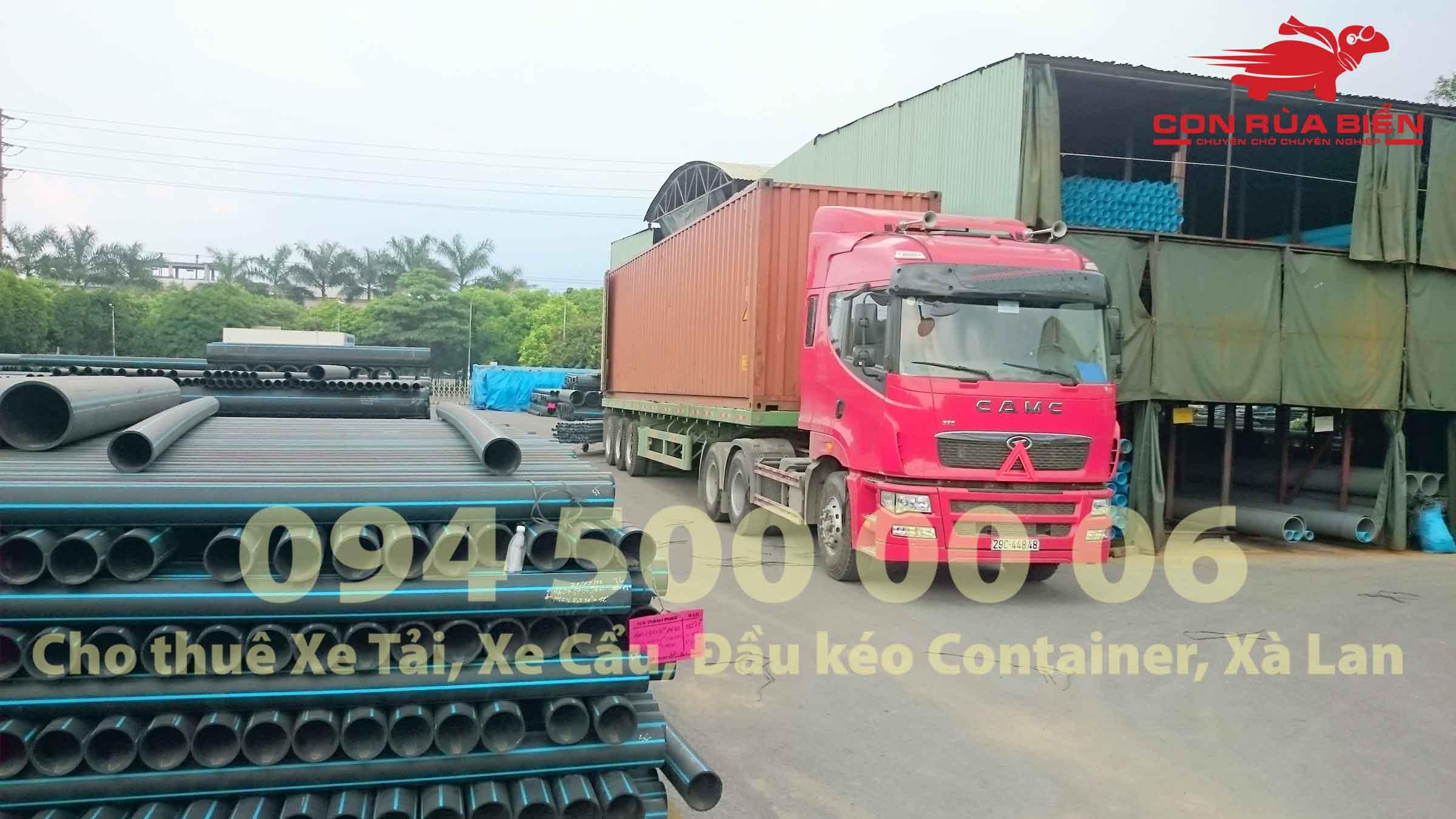 (Ảnh Hướng dẫn vận chuyển ống nhựa, chia sẽ kinh nghiệm vận chuyển ống nhựa tại Chành xe Phú Quốc - Con Rùa Biển)