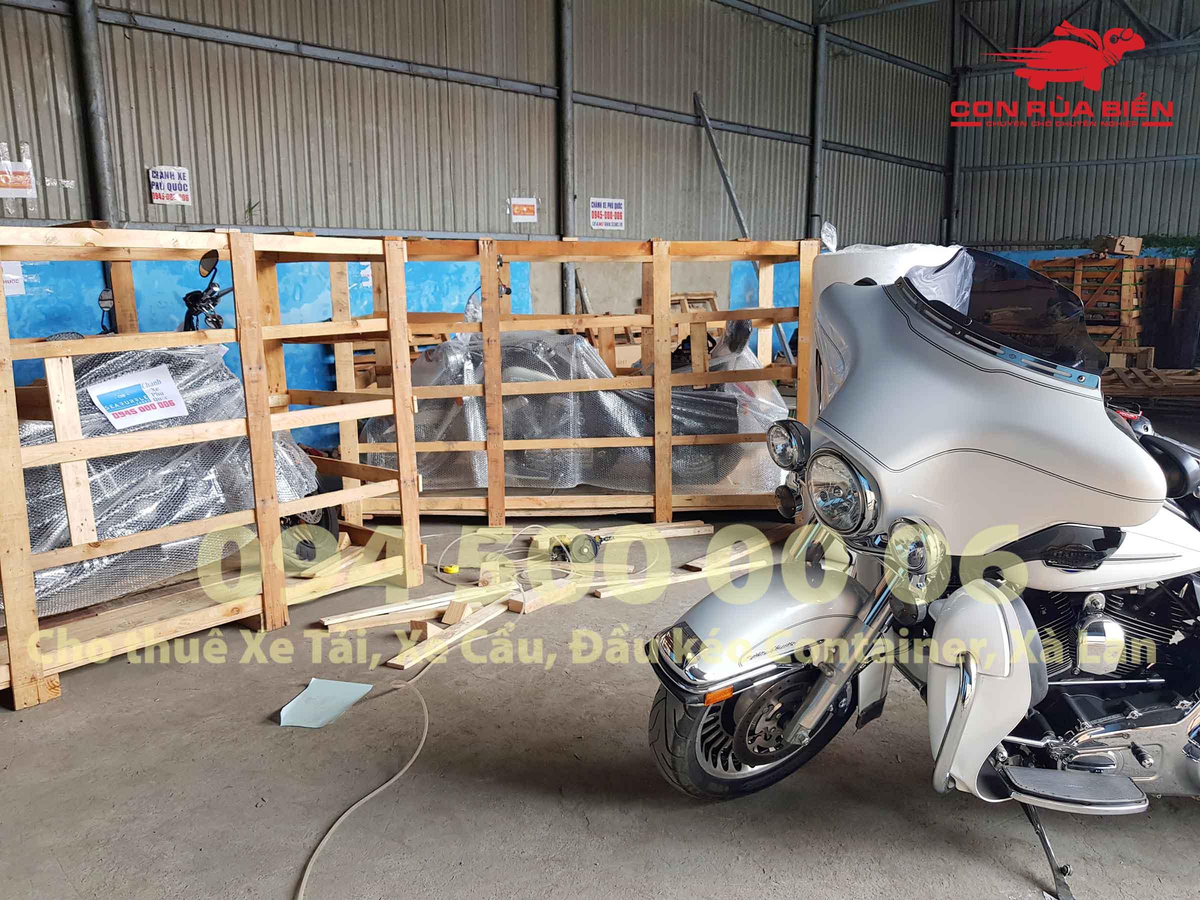 Du an Van chuyen xe may di Phu Quoc 31