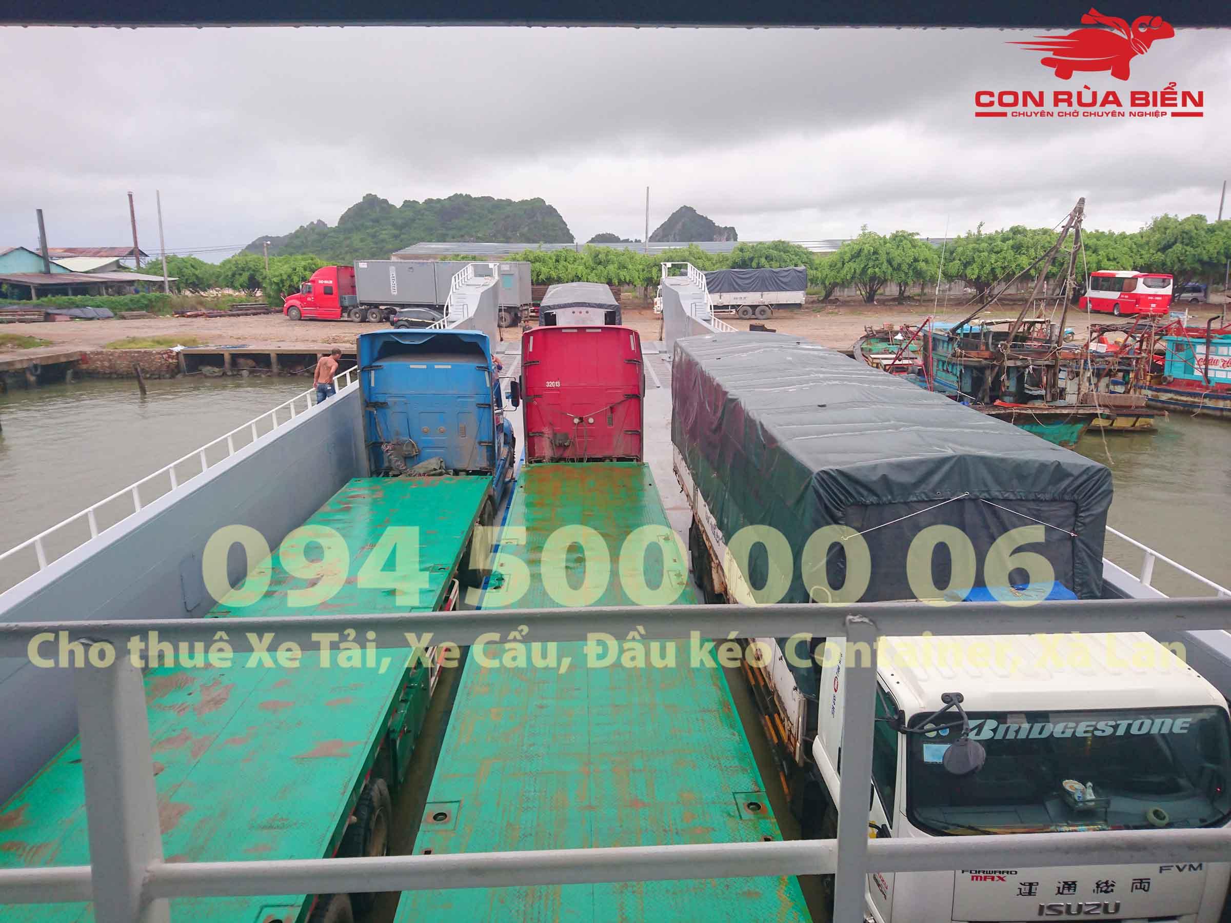 Cho thue xa lan cho xe dau keo container di Phu Quoc 11