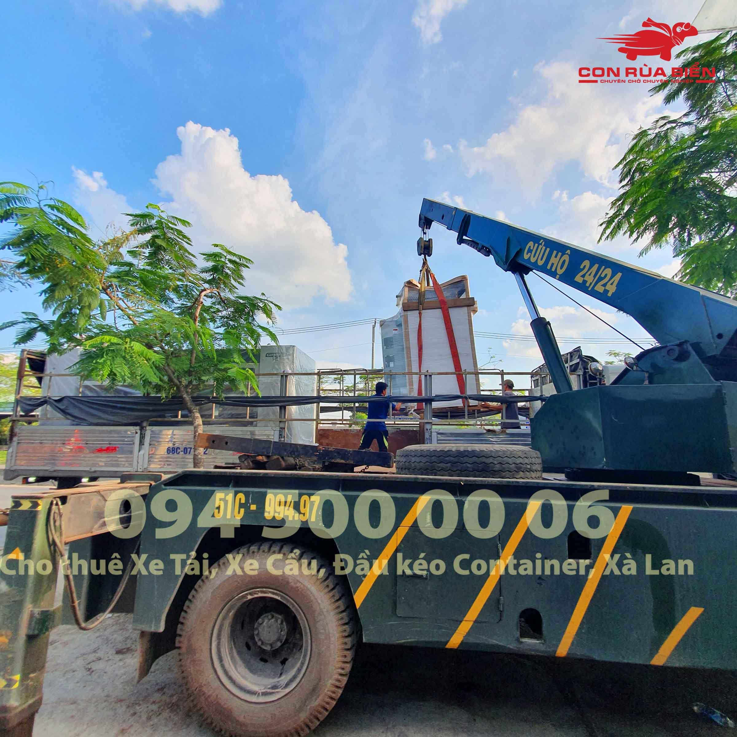 CON RÙA BIỂN là Chành xe Hà Nội Sài Gòn Phú Quốc chạy chuyên tuyến, nhận Vận chuyển hàng Máy Giặt Sấy Công Nghiệp đi Phú Quốc | 0945000006