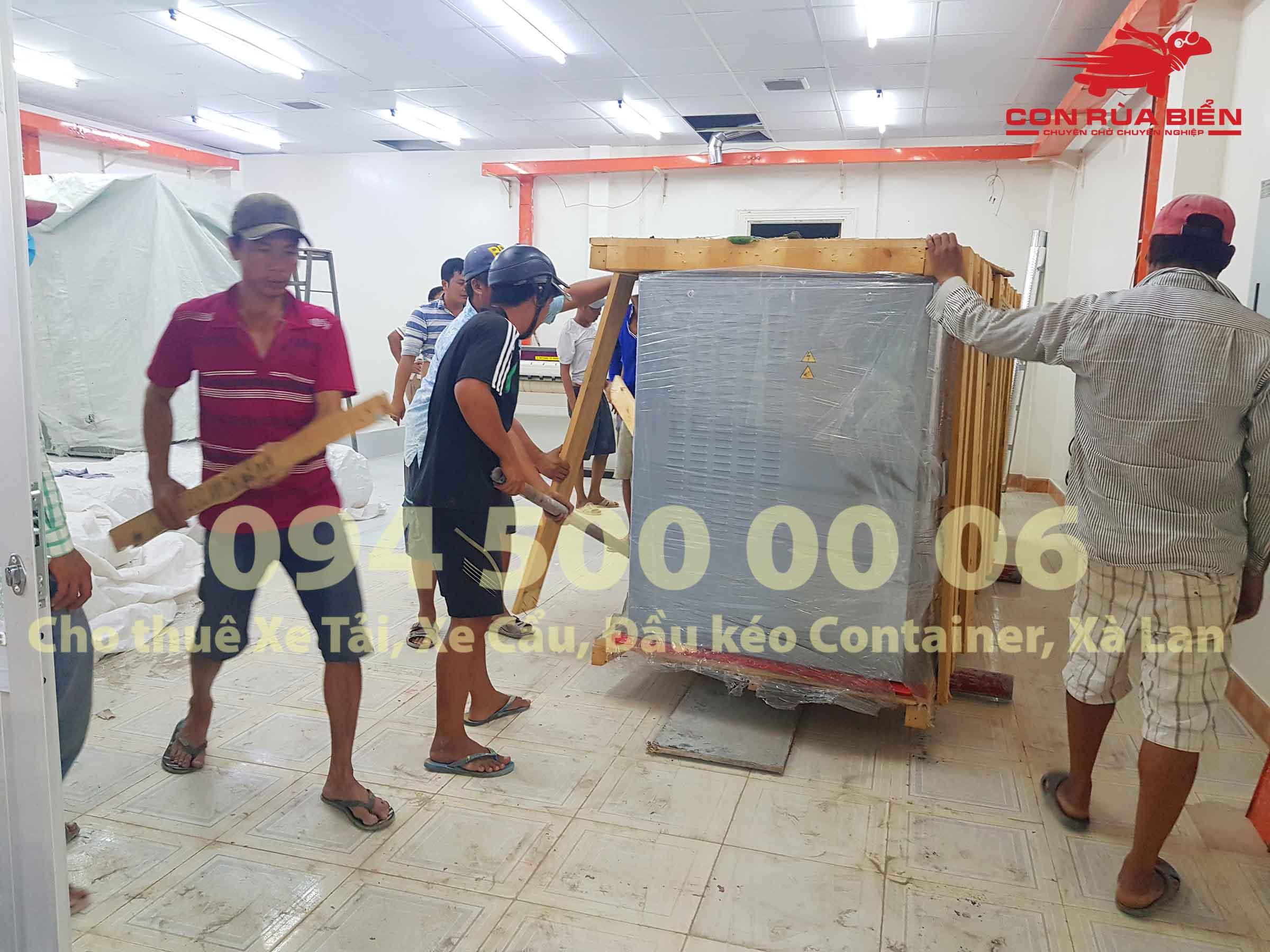 Du an Van chuyen May Giat Say Cong Nghiep di Phu Quoc 9