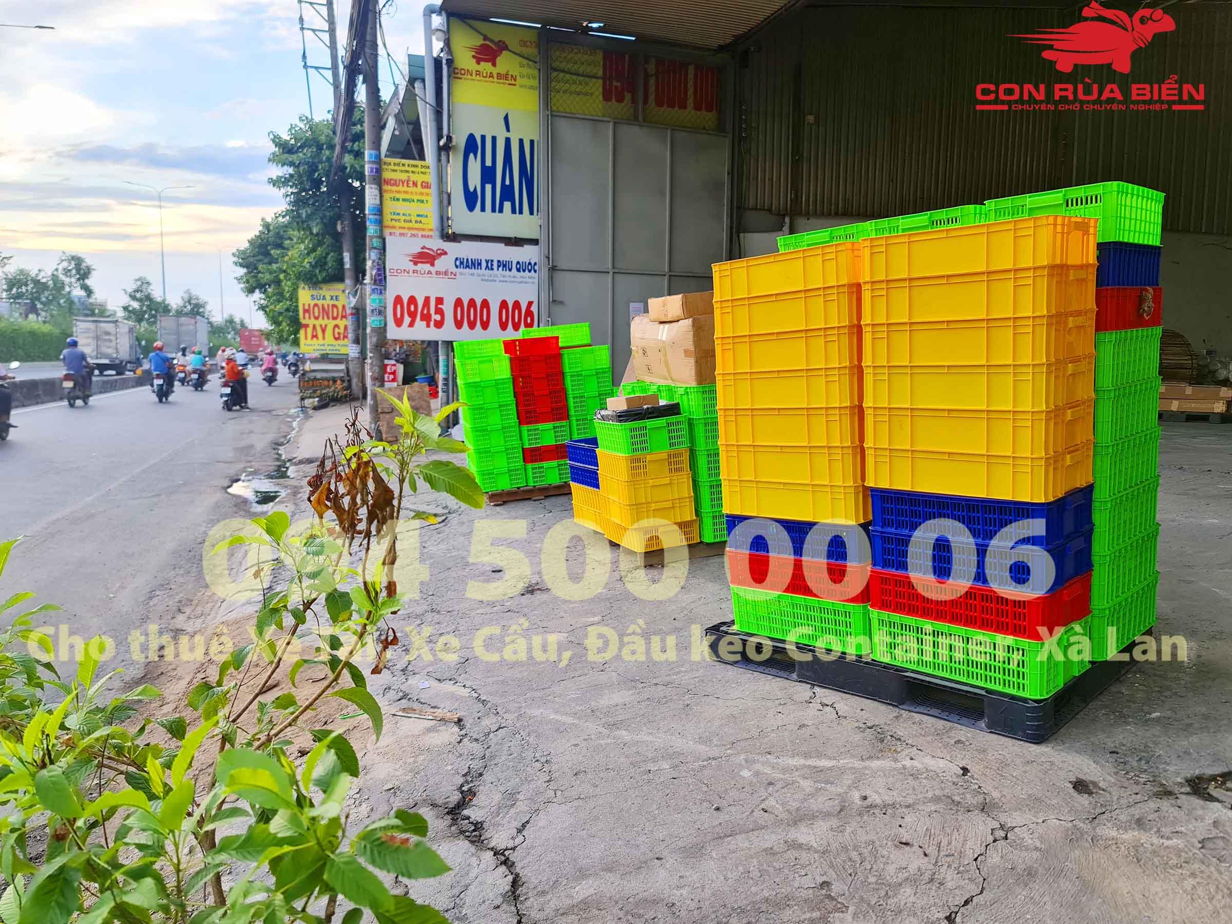 Van chuyen hang thuc pham di Phu Quoc 1