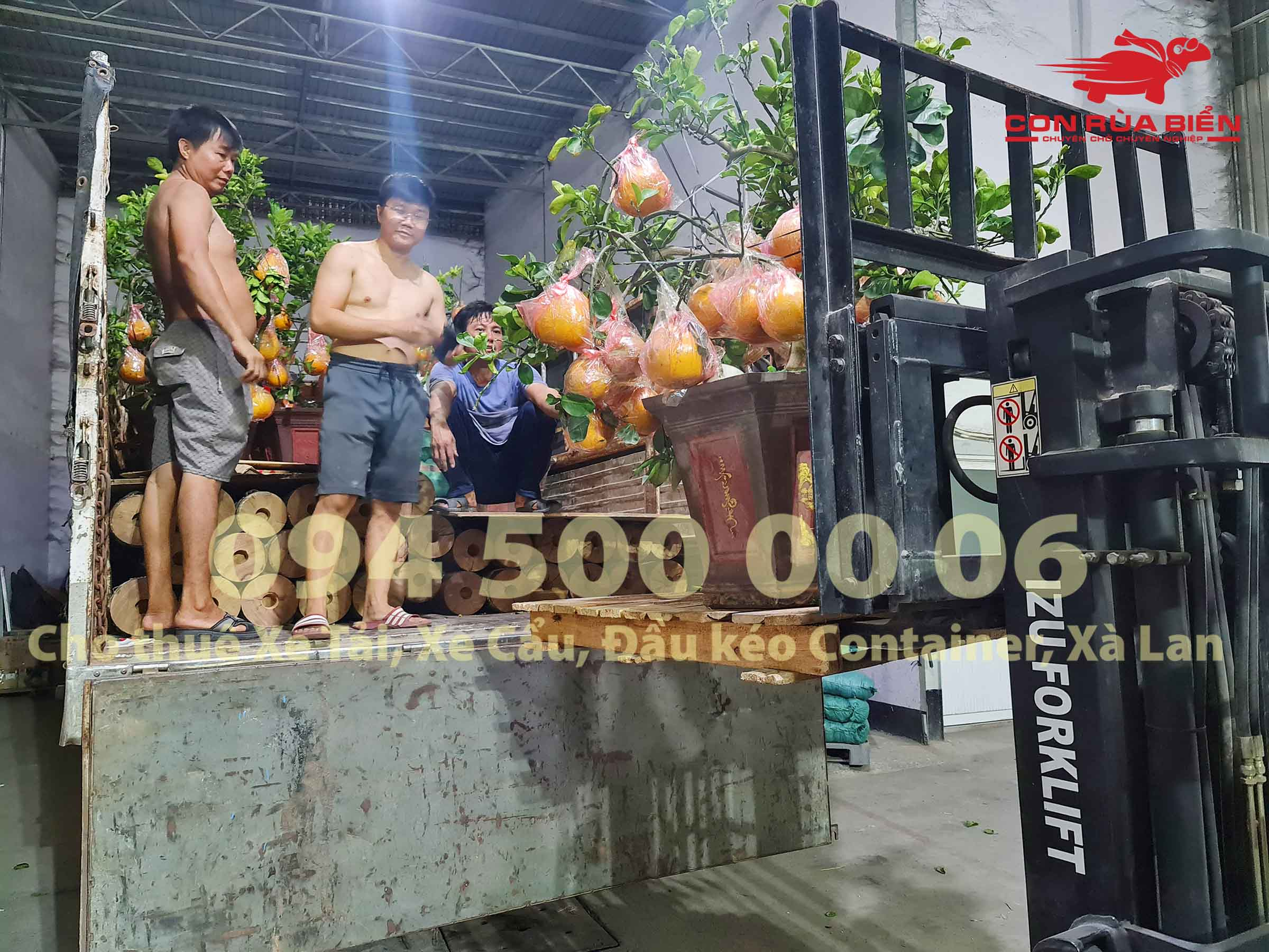 Van chuyen hang thuc pham di Phu Quoc 7